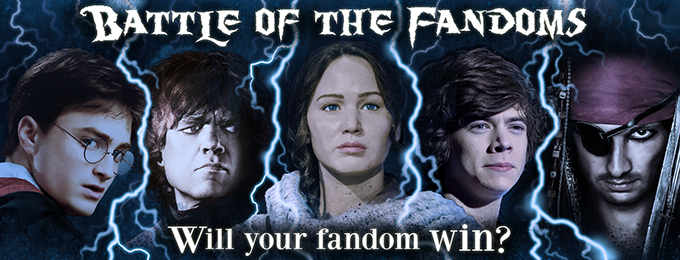 Time for Your Nominations: Battle of the Fandoms!