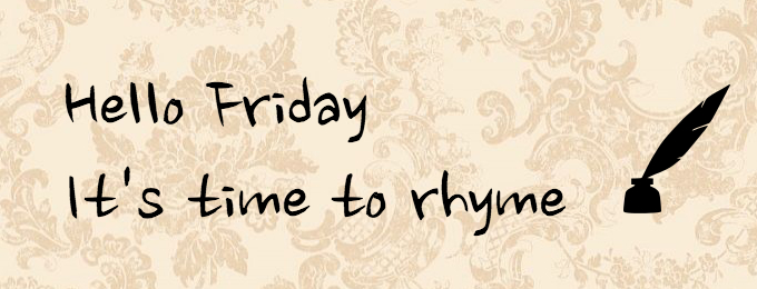 Funny Friday: Rhyme Time!