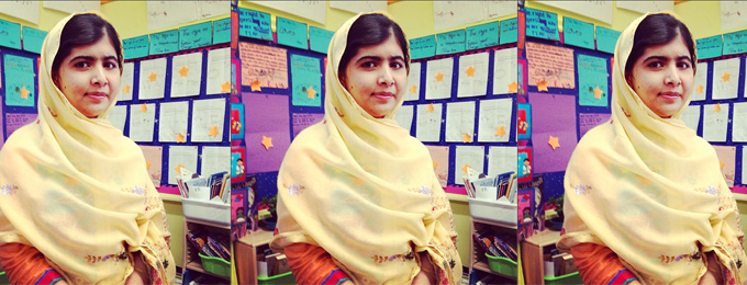 Cover Reveal: Malala's Next Book!