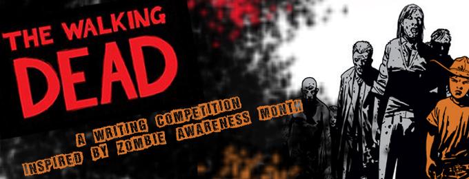 The Walking Dead: Zombie Writing Competition Results