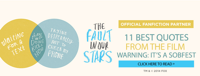 11 Best Quotes From The Fault In Our Stars