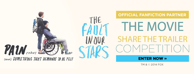 The Fault In Our Stars Movie Share The Trailer Competition
