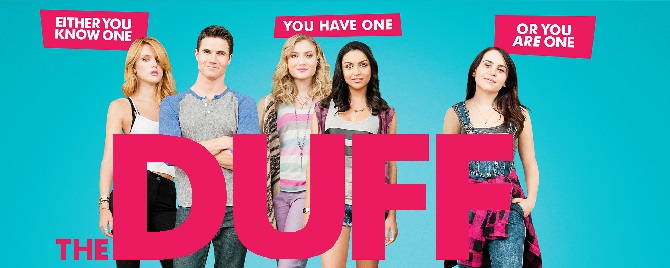 GIVE AWAY For The New Movie: The DUFF