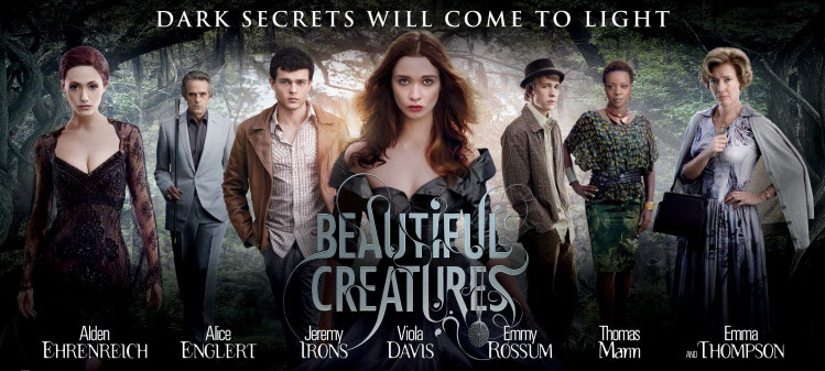 Beautiful Creatures - anmeldelse