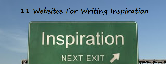 11 Websites for Writing Inspiration