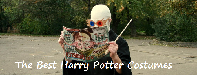 The Best Ever Harry Potter Costumes