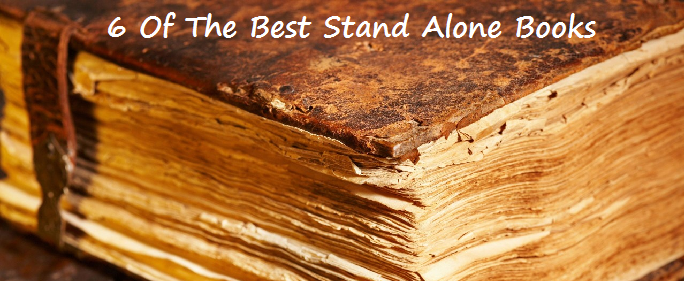 6 Of The Best Stand Alone Books