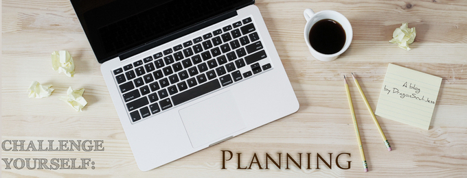 Challenge Yourself: Planning