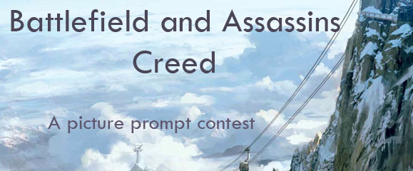 Assassins Creed and Battlefield: Picture Prompt Contest Winners