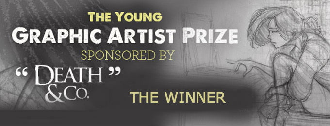 The Graphic Young Graphic Artist Winner