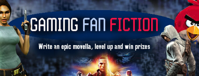 The Gaming Fan Fiction Table