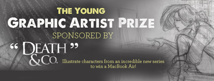 The Young Graphic Artist Prize, sponsored by Death & Co