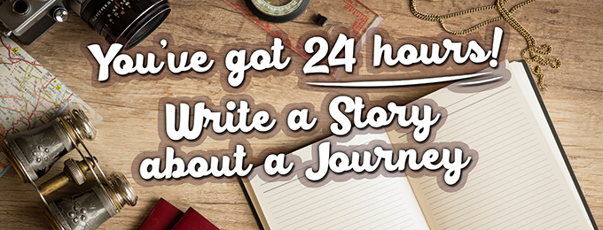 Write a story in 24 hours!