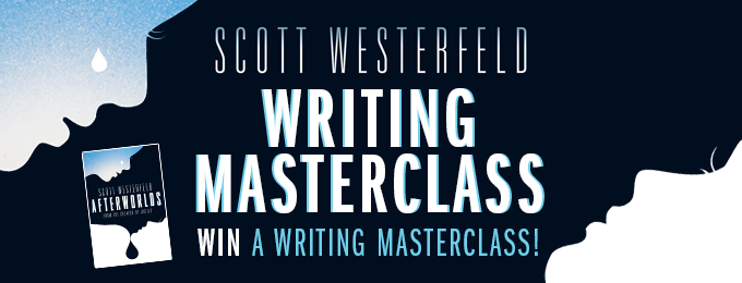 Win  A Writing Masterclass With An International Best-Selling Author!