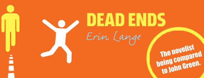 Q&A with Erin Jade Lange, Author of 'Dead Ends' and 'Butter'