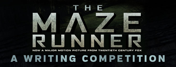 The Maze Runner: A Writing Competition