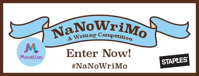 The Winners Of The NaNoWriMo Competition Announced