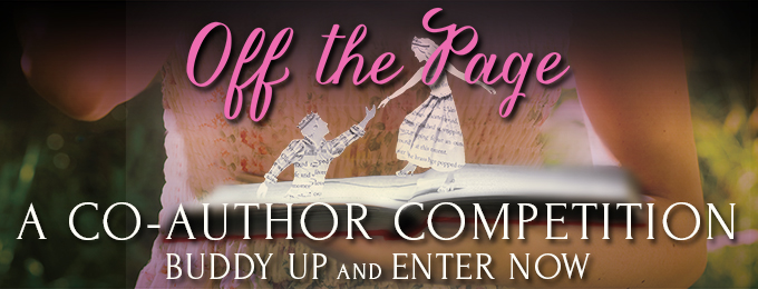 Off The Page: A Co-Author Competition