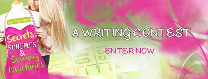 Secrets, Schemes & Sewing Machines: A Writing Competition