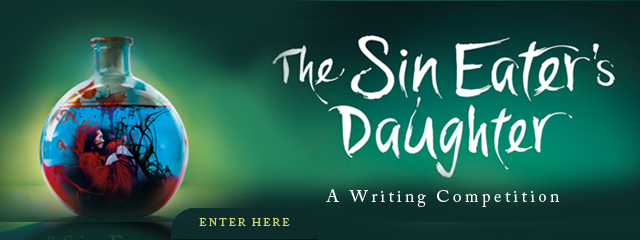 Winners of The Sin Eater's Daughter Competition Announced!