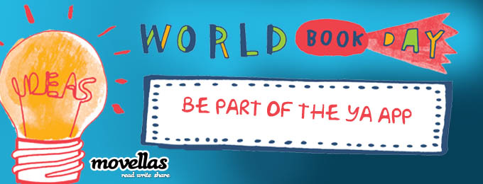 Want your story featured in the World Book Day app?