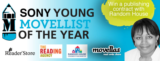 Malorie Blackman and the Sony Young Movellist of the Year