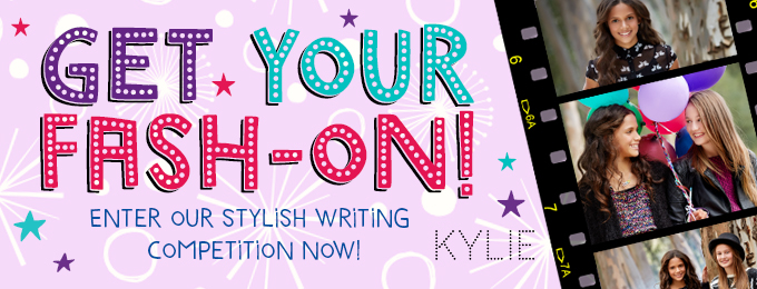 Get Your Fash-On: A Fashion Writing Competition