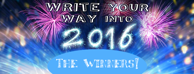 Our New Year's Competition Winners