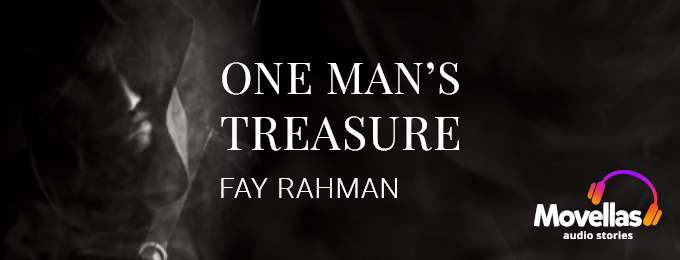 Watch the Trailer for our Newest Audio Story Release: One Man's Treasure