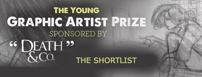 Graphic Artist Prize: The Shortlist