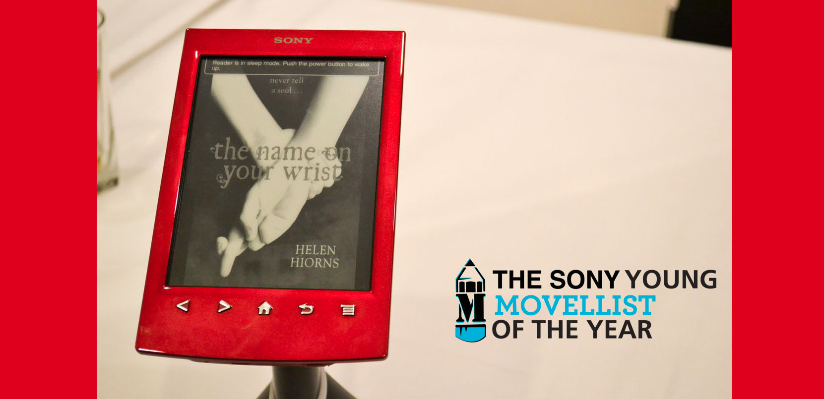 The Sony Young Movellist: The Winner