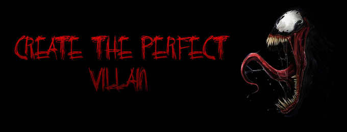 How to Create the Perfect Villain