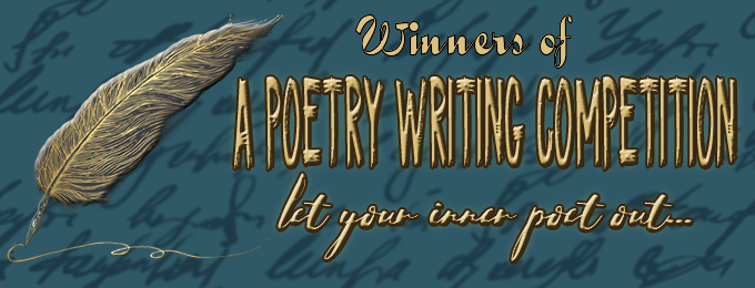 Winners of the Poetry Writing Competition