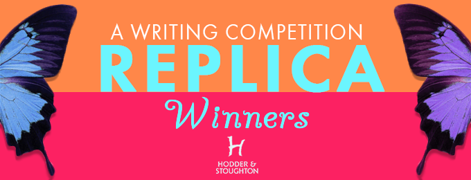 Winners of the Replica Writing Competition