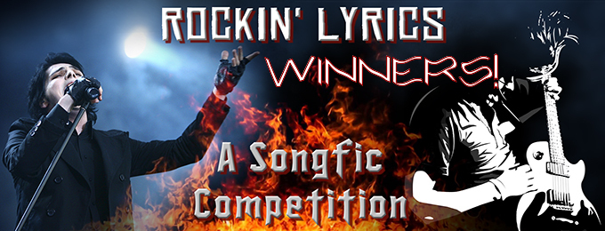 Winners of the Rockin' Lyrics Competition