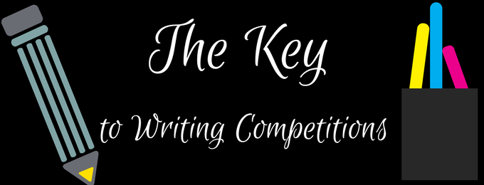 The Key to Writing Competitions