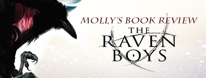 Molly's Book Review of The Raven Boys