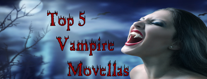 Top 5 Vampire Stories to Read on Movellas