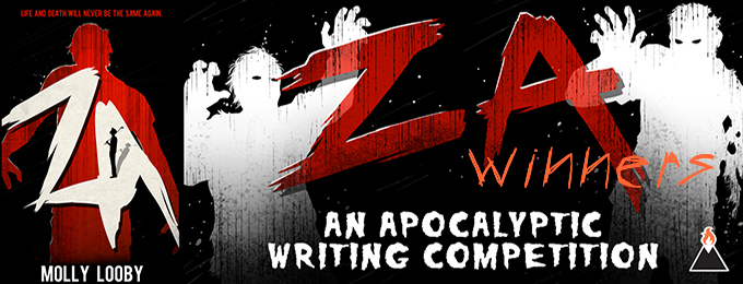 ZA! Writing Competition Winners