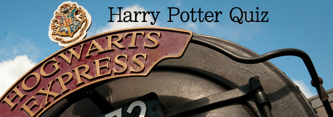 Harry Potter Quiz - Movellas